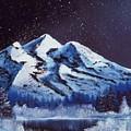 Alaskan Night by Eileen Blair