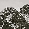 Alaskan Peaks by Diana Hatcher