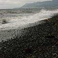 Alaskan Rock Beach by Andrew Parker