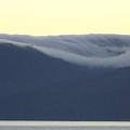 Alaskan Sunset, View Towards Kosciusko Or Prince Of Wales Islands by David Halperin