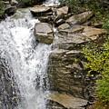 Alaskan Water Fall by Robert Joseph