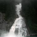 Alaskan Waterfall by Harry Spitz