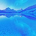 Alaskan Winter Night By Adam Asar 3 by Adam Asar