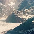 Alasks Glacier Range Denali Nation Park  by Charles McCleanon