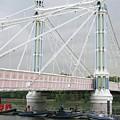 Albert Bridge by Ann Horn