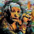 Albert Einstein - By Prar by Prar Kulasekara