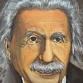 Albert Einstein by Grayson Engleman