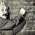 Albert Einstein, Physicist Who Loved Music by Anthony Murphy