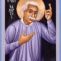 Albert Einstein  Scientist, Humanitarian, Mystic - Rlabe by Br Robert Lentz OFM