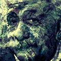 Albert Einstein by Stacey Chiew