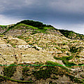 Alberta Badlands by Philip Rispin