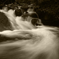 Alberta Falls by Timothy Johnson