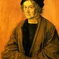 Albrecht Durer Father 1497 by Durer Albrecht