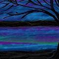 Albuquerque Night by Jenny Revitz Soper