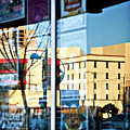 Albuquerque Reflections by Ray Laskowitz - Printscapes