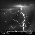 Albuquerque Thunderstorm by Alan Toepfer