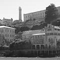 Alcatraz Island by Bobby Miranda