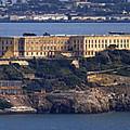 Alcatraz Island  by Stephen Schwiesow