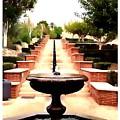 Alcazaba Fountain by Alicia Guerrero