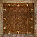 Alcazar De Sevilla Ceiling by Adam Rainoff