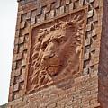 Alcazar Lion by Kenneth Albin