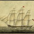 Alcono Sailing Vessel by Dale Powell