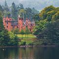 Aldourie Castle  by Bob Phillips