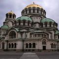 Aleksander Nevski Cathedral by Jaroslaw Blaminsky