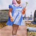 Alene June 14 1949 by Robert Thomaston