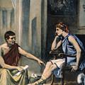 Alexander & Aristotle by Granger
