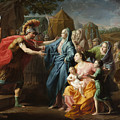 Alexander The Great Receiving The Family Of Darius IIi by MotionAge Designs