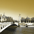Alexandre IIi Bridge Vintage by Laura Greco