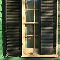 Alexandria Window by Larry Darnell