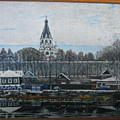 Alexandrov Sloboda Museum View by Artyom Ukhov