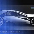 Alfa Romeo Bertone Pandion Concept by Serge Averbukh