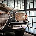 Alfa Romeo In Black by Steve Natale