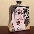 Alfajar Vase by Yuri Tomashevi