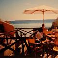 Algarve Beach Bar by Ian  MacDonald