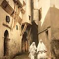 Algeria: Street Scene, C1899 by Granger