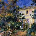 Algiers Landscape 1895 by Renoir PierreAuguste