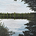Algonquin Park by Kenneth M  Kirsch