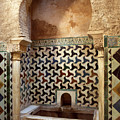 Alhambra Palace Baths by Guido Montanes Castillo