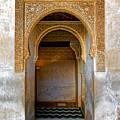 Alhambra Passageway by Adam Rainoff