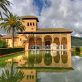 Alhambra Pool by Peter OBrien