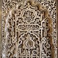 Alhambra Wall Panel by Jane Rix