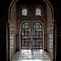 Alhambra Window by Jane Rix