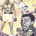Ali by Charles  Bickel