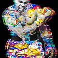 Cassius Clay by Tony Rubino