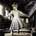 Alice And The Rabbit by Bob Orsillo