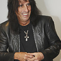 Alice Cooper Happy by Jill Reger